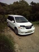 Mazda MPV. автомат, 4wd, 2.5, бензин, 260 000тыс. км