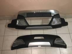 Защита бампера. Nissan Qashqai, J10 Двигатели: MR20DE, HR16DE