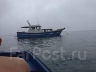 Аренда катера, морские экскурсии. 30 человек, 19км/ч