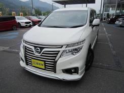 Nissan Elgrand. вариатор, 4wd, 2.5 (170л.с.), бензин, б/п. Под заказ