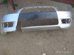 Бампер. Mitsubishi Lancer