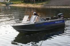 Windboat. 2014 год год, длина 4,70м., двигатель подвесной, 50,00л.с., бензин
