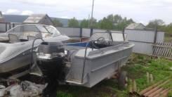 Амур-Д. 2001 год год, длина 5,50м., двигатель подвесной, 70,00л.с., бензин