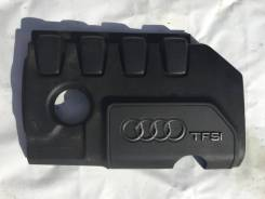 Крышка двигателя. Audi: S3, TT, Q3, A3, TTS Двигатели: AZV, BDB, BKC, BKD, BLS, BMJ, BMN, BSE, BSF, BUB, BUY, BWA, BXE, BPY, CDAA, CDLA, CDLB, CDMA, C...