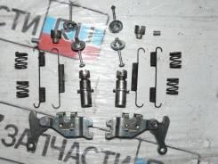 Механизм стояночного тормоза. Nissan Teana, J32, J32R