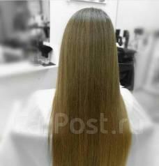 Бережное восстановление волос