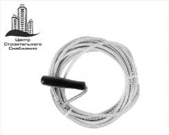 Трос сантехнический с ручкой (пружина) 9мм/10м