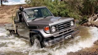 Шноркель. Toyota Land Cruiser Двигатели: 1HZ, 1HZZ, 3B, 3F, 3FE. Под заказ