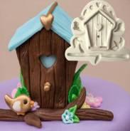 Молд силиконовый 3D Птичий домик
