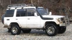 Шноркель. Toyota Land Cruiser Двигатели: 2H, 3F, 3FE. Под заказ