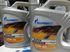 Газпромнефть. Вязкость 15W-40, минеральное
