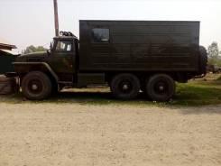Урал 4320. Продается грузовой фургон, 5 000кг.