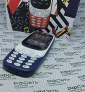 Nokia 3310. Новый, до 8 Гб, Синий, Dual-SIM