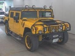 Hummer H1 Alpha. автомат, 4wd, 6.5, бензин, 61тыс. км, б/п. Под заказ
