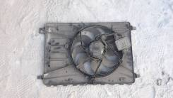 Вентилятор охлаждения радиатора. Ford Mondeo, BD, BE, BG Двигатели: AOBA, AOBC, CD345, DW12C, HUBA, KGBA, KNBA, PNBA, Q4BA, QXBA, QXBB, SEBA, TBBA, TN...