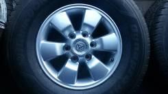 "Toyota. 7.0x16"", 6x139.70, ET30, ЦО 106,0мм."
