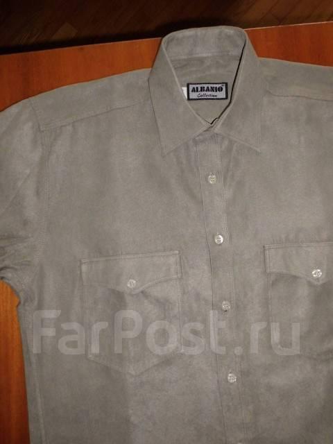 4d687a3009c Рубашка мужская. Хлопок 100%. Новая Размер 46-48 - Основная одежда ...
