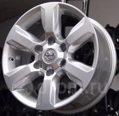 "Toyota. 7.5x17"", 6x139.70, ET25, ЦО 106,2мм. Под заказ"
