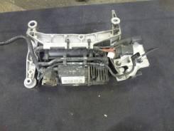 Насос подкачки стоек. Volkswagen Touareg Audi Q7, 4LB Двигатель BAR