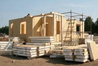 Построим дом. Технология СИП.
