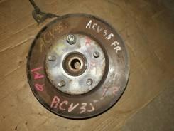 Ступица. Toyota Camry, ACV35 Двигатель 2AZFE