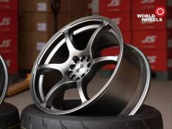 "Advan Racing RGIII. 8.0x17"", 5x100.00, 5x114.30, ET35, ЦО 73,1 мм."