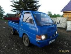 Nissan Vanette. , 2 000куб. см., 750кг.