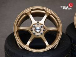 "Advan Racing RGII. 7.0x16"", 4x100.00, 4x114.30, ET40, ЦО 73,1 мм."