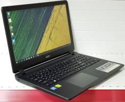 """Acer Aspire ES1. 15.6"""", ОЗУ 4096 Мб, диск 500Гб, WiFi, Bluetooth, аккумулятор на 3ч."""