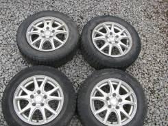 """Комплект колес литье + резина 195/65/15. 6.0x15"""" 5x114.30 ET43"""