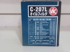 Маслянный фильтр C-207L Фильтра VIC