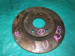 Диск тормозной, Honda Stepwgn, RF4, K20A, перед. прав., №: 45251-SP0-000