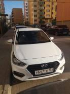 Hyundai Solaris. С водителем