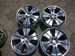 """Отличный комплект оригинальных дисков R20 Privat wheels. 8.5x20"""", 5x114.30, ET35, ЦО 73,1мм. Под заказ"""