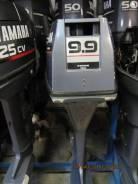 Yamaha. 9,90л.с., 4-тактный, бензиновый, нога L (508 мм), 2000 год год