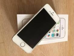 Apple iPhone 5s. Б/у, 16 Гб, Белый, 4G LTE