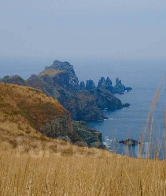 Аскольд- необитаемый остров!