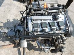 Двигатель в сборе. Audi A4, 8E2, 8E5, B6 Audi S4, 8E2, 8E5 Audi A6, C5, 4B/C5 Volkswagen Passat, 3B2, 3B6, 3B5, 3B3, 3B Volkswagen Golf, 1E7, 1J1 Двиг...