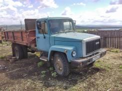 ГАЗ 3507. Продам Газ-3507, 4 000куб. см., 3 500кг.