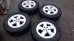 """Продам литьё Toyota prius без резины только литьё. 6.5x15"""" 5x100.00 ET45"""