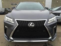 Решетка радиатора. Lexus RX350 Lexus RX450h, GYL20W, GYL25, GYL25W Lexus RX200t Двигатели: 2GRFXE, 2GRFXS