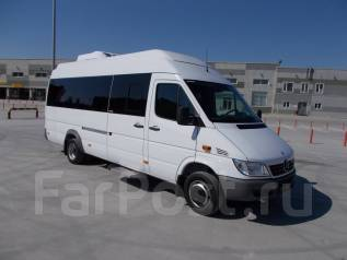 Mercedes-Benz Sprinter 413 CDI. Автобус Mercedes Sprinter (Турист), 2 200куб. см., 20 мест