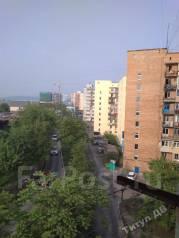 1-комнатная, улица Тунгусская 61. Гайдамак, проверенное агентство, 33кв.м. Вид из окна днём