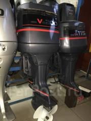 Yamaha. 200,00л.с., 2-тактный, бензиновый, нога L (508 мм), 1998 год год