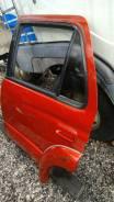 Дверь боковая задняя левая Toyota Hilux SURF KZN185 1KZ-TE