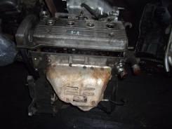 Двигатель Toyota 5AFE по запчастям