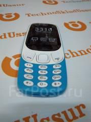 Nokia 3310 2017. Новый, до 8 Гб, Желтый, Оранжевый, Синий, Черный, Dual-SIM, Кнопочный