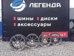 """Sakura Wheels. 7.0x17"""", 5x114.30, ET40"""