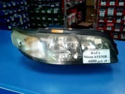 Фара правая Nissan Avenir W11