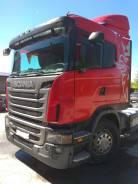 Scania G380. Седельный тягач Scania G